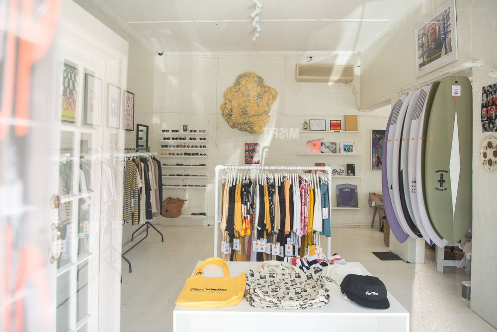 M/SF/T Pop Up - Surfboards, Apparel & Books - ON SALE