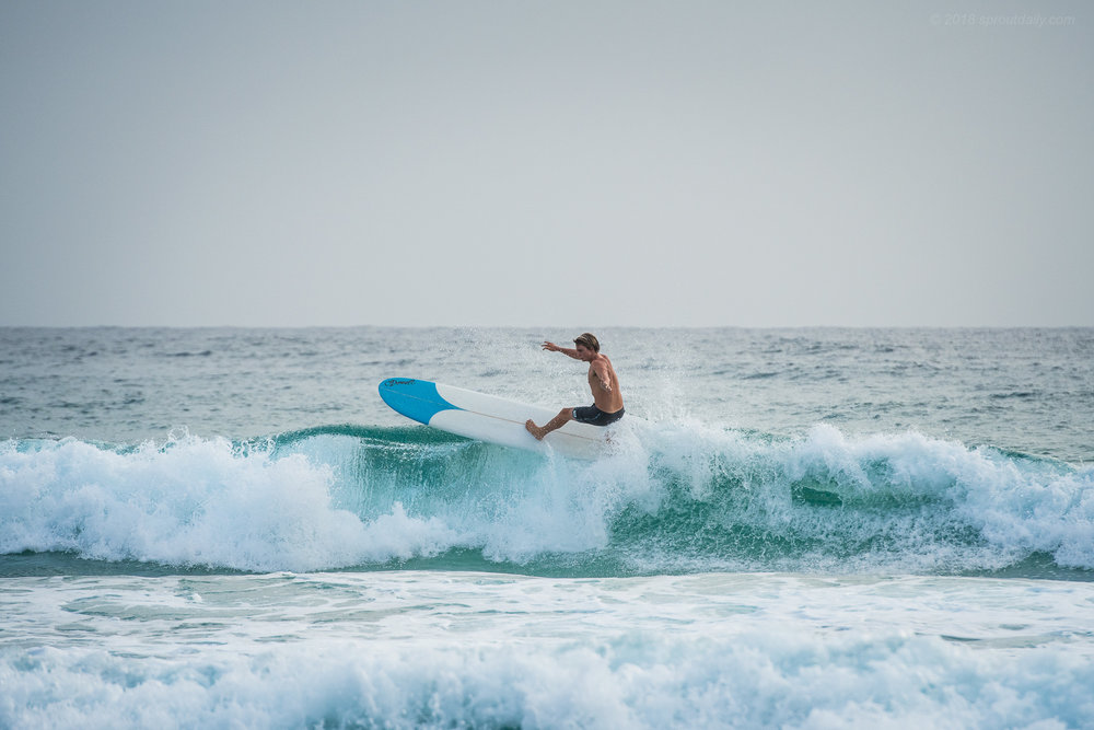 Australian Surfing Rep Declan