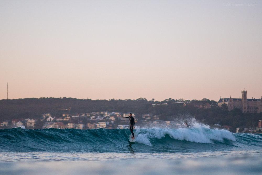 We've got waves!