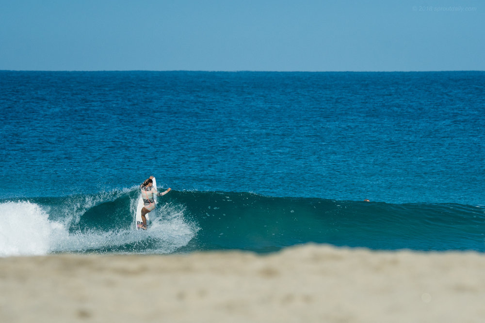 Local Ladies ripping!