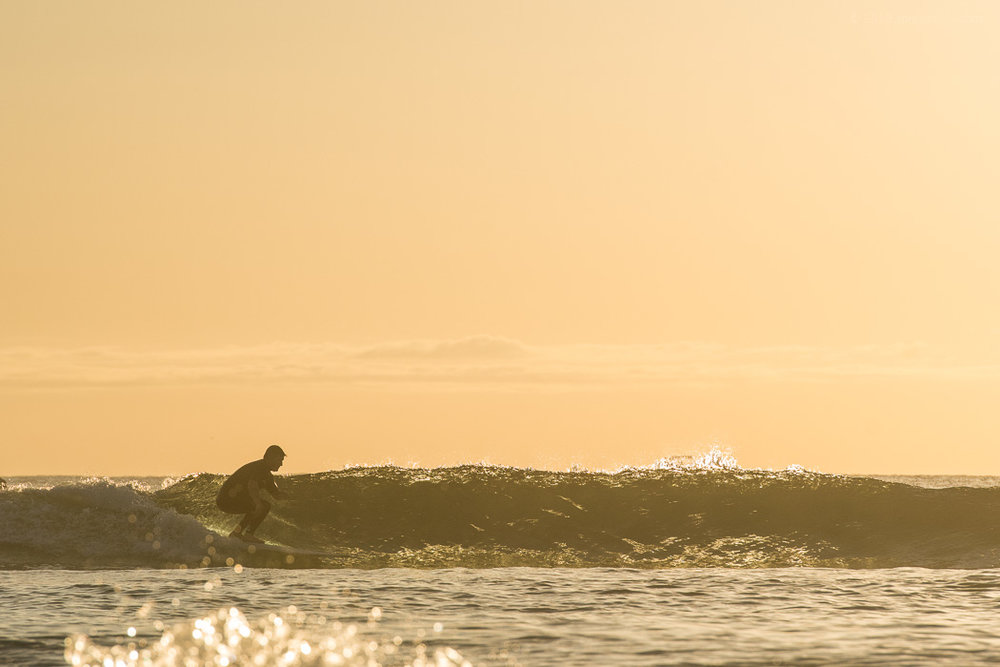 DJB hunting lefts for the goofy's