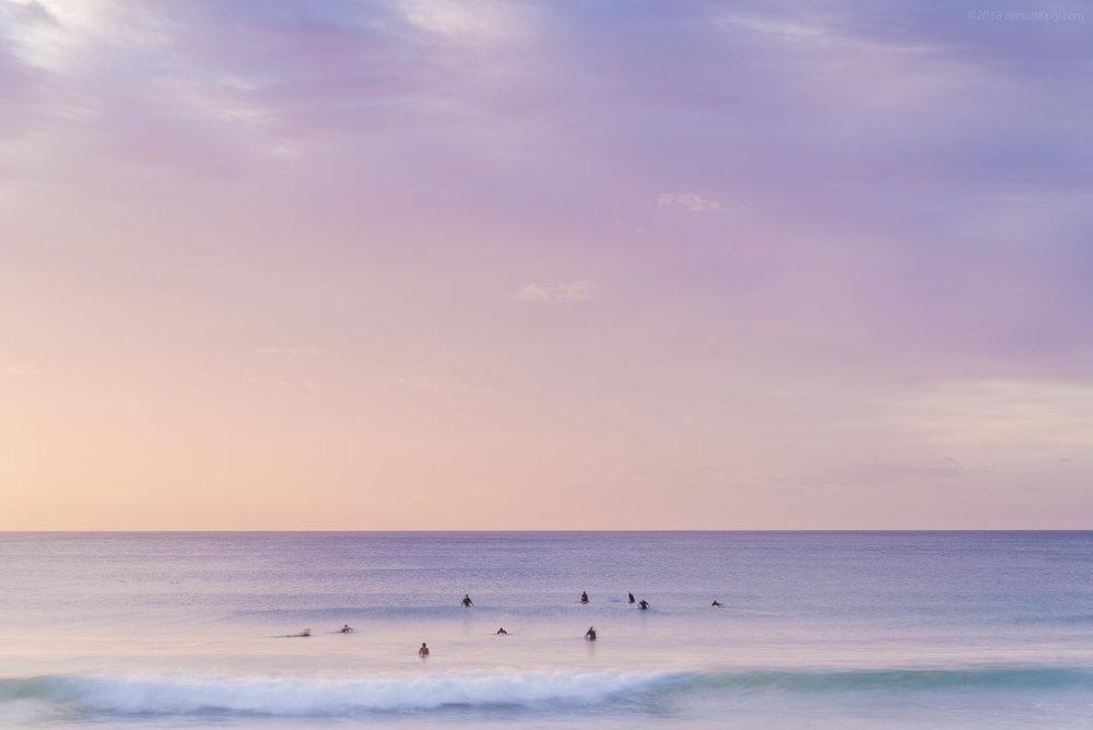 Satin Sea - 15 April