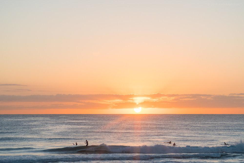6:27am - Sunrise Cruise