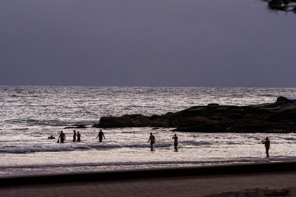 Dawn Swim Club