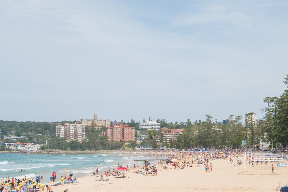 Big Day at Manly!