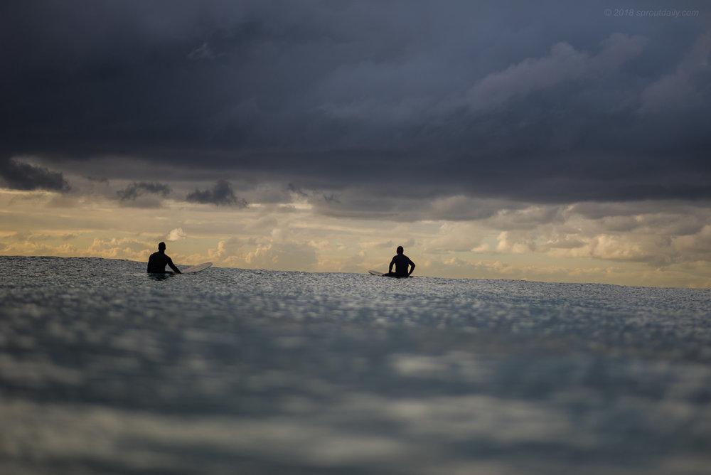 Between Sea & Sky