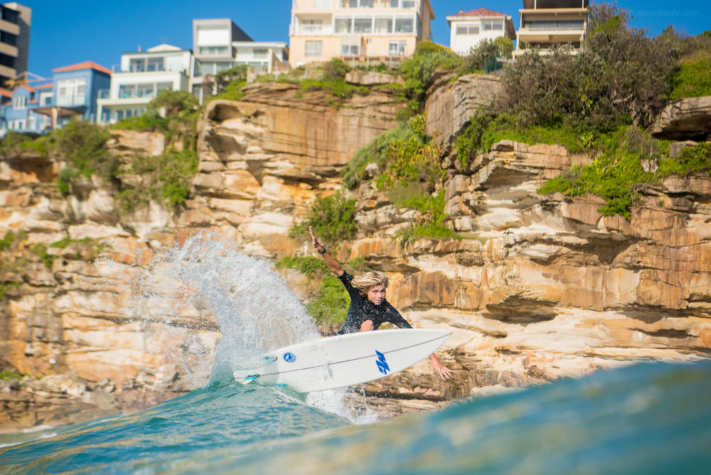 School Holiday's make you surf better!