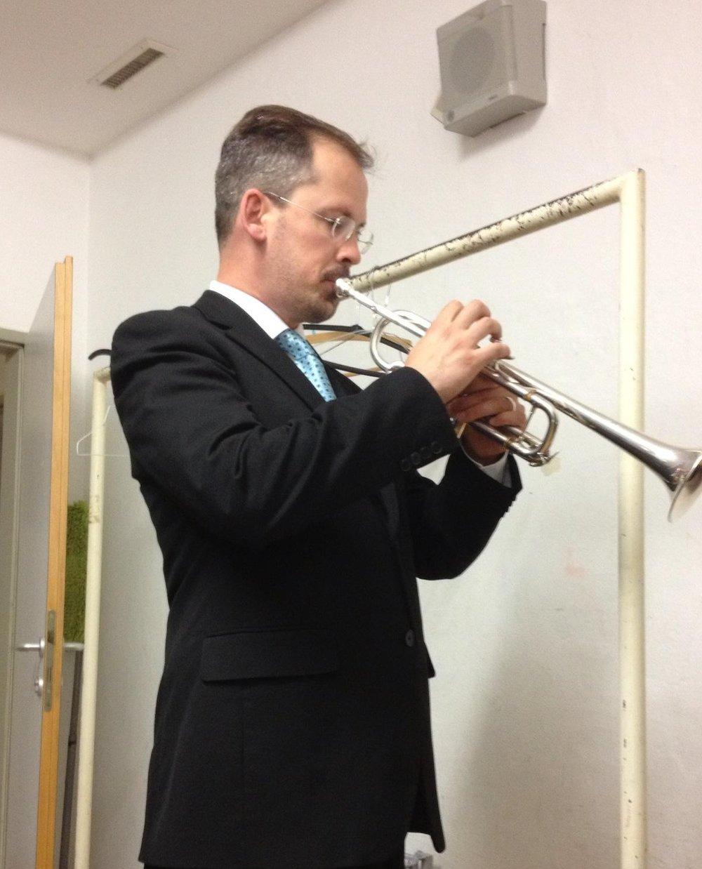 ALBERT A. CASTILLO   trumpet