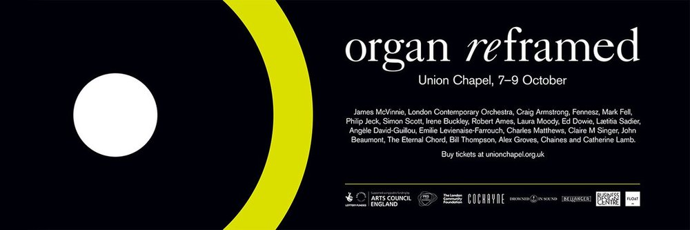 Union chapel organ festival 2016
