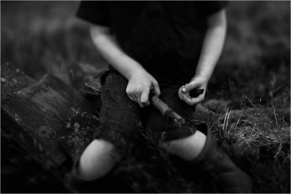 WILD AND FREE - children's outdoor portraits