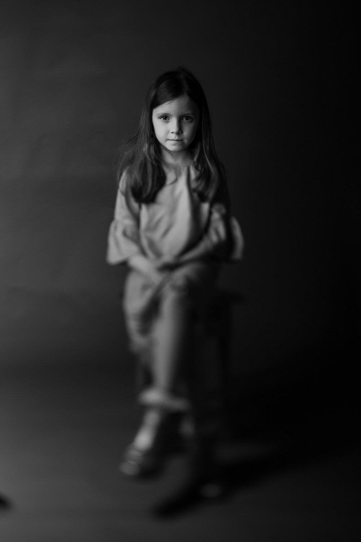 STUDIO PORTRAITS - honest, timeless photographs