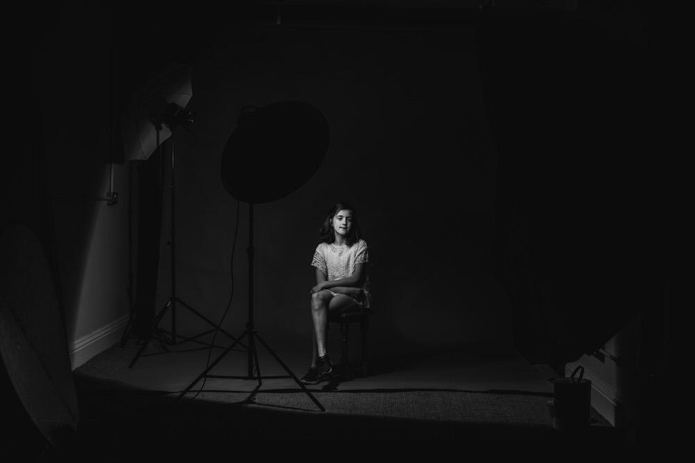 Studio portrait Prices -