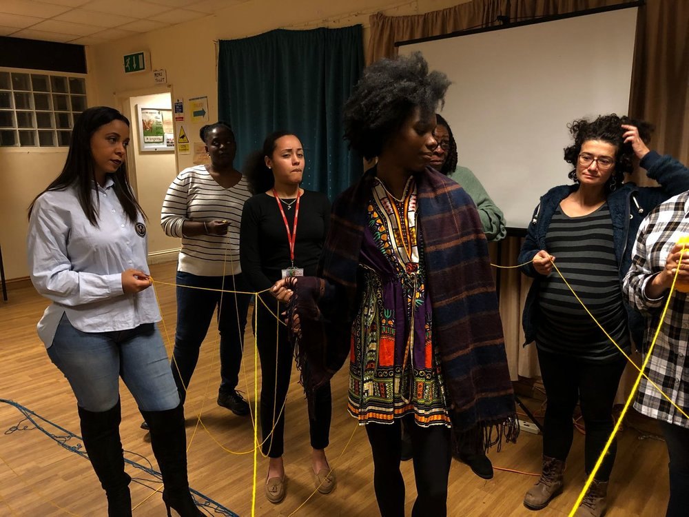 PathHERways London   PatHERways offers a unique opportunity to support younger WOMEN from the African Diaspora to become civic leaders in their communities in five of London's boroughs – Hackney, Haringey, Lambeth, Lewisham and Southwark.