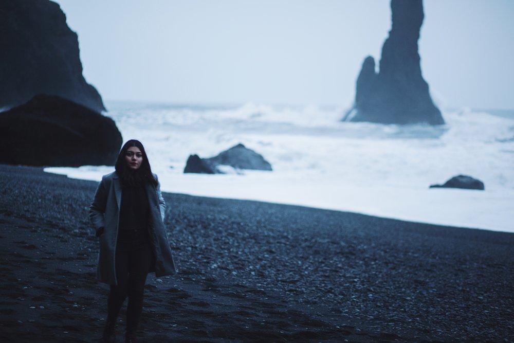 Vík: Iceland
