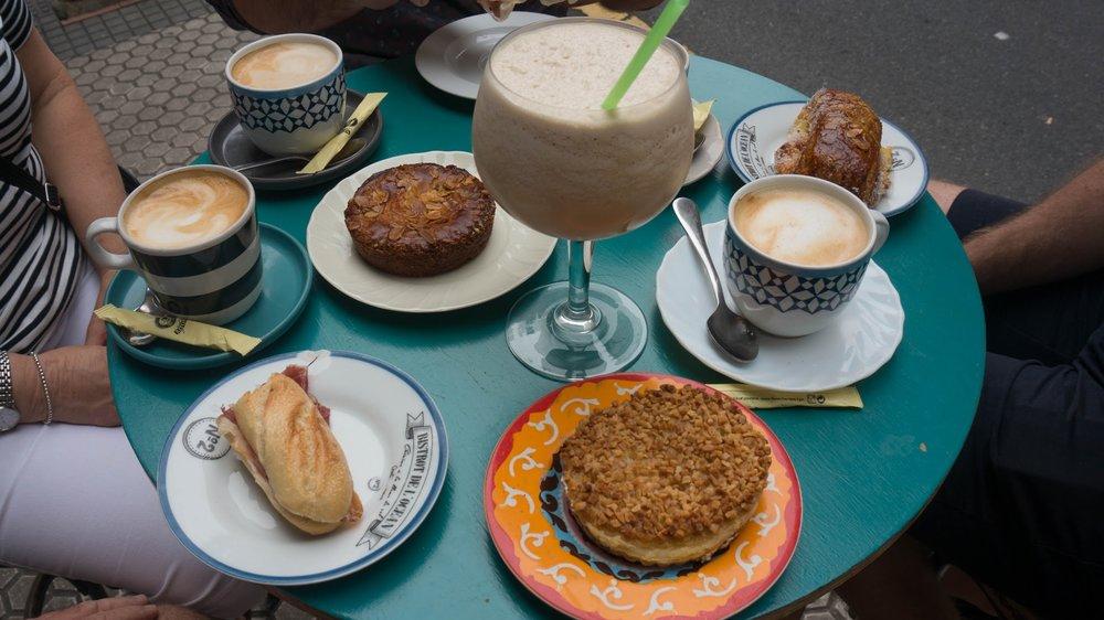 San Sebastian Food