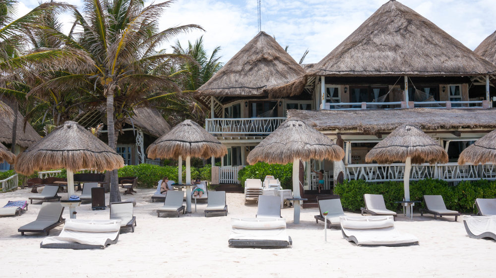 Our hotel, Villa Las Estrellas