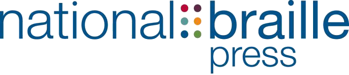 Copy of Copy of Copy of National Braille Press logo
