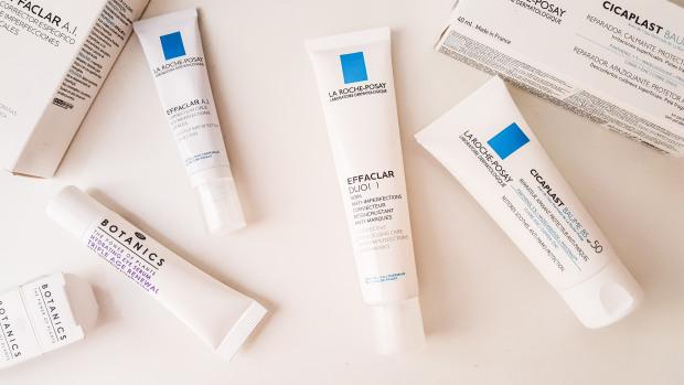 Skincare for acne-prone skin, La Roche-Posay skincare