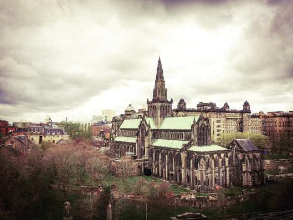 glasgow cathedral and necropolis the style stories