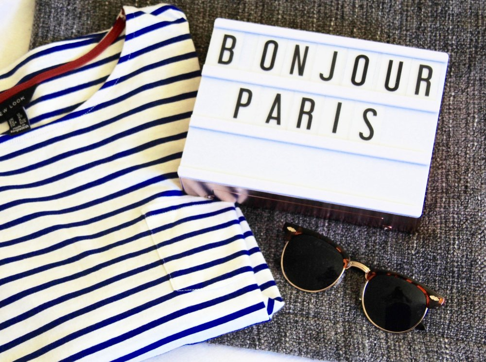 Packing for a weekend in Paris the style stories blog