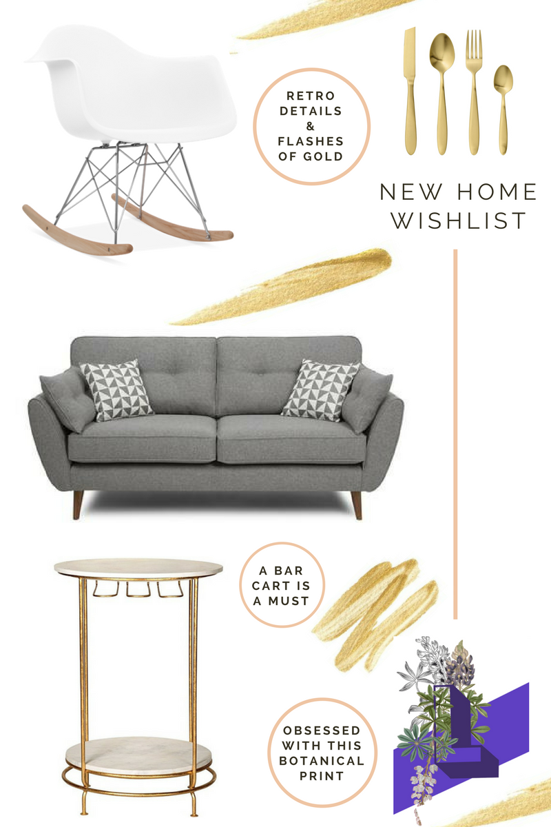 the style stories new home wishlist