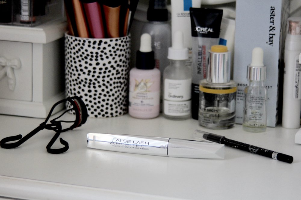 the style stories l'oreal lash architect mascara