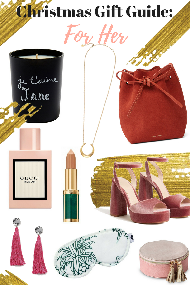 the style stories christmas gift guide gifts for her