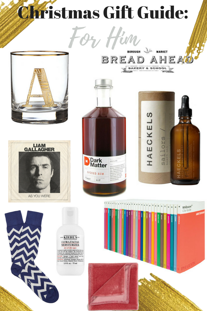 the style stories christmas gift guide gifts for him
