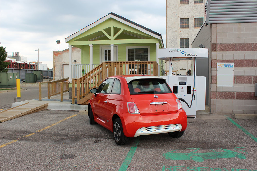 V2G EVSE - EV Fast Chargers