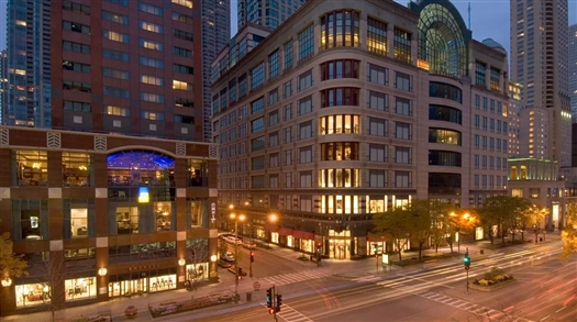 Michigan Avenue Shopping & Dining Package