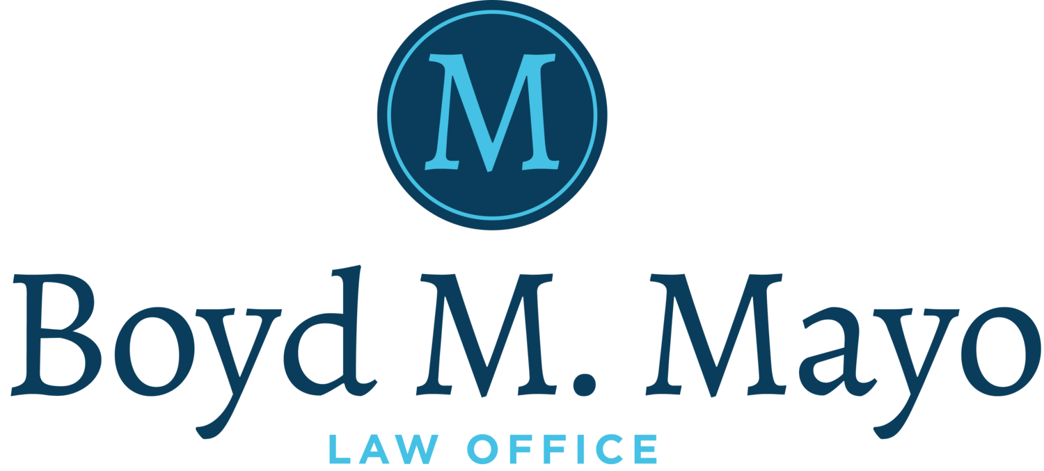 The Law Office of Boyd M. Mayo