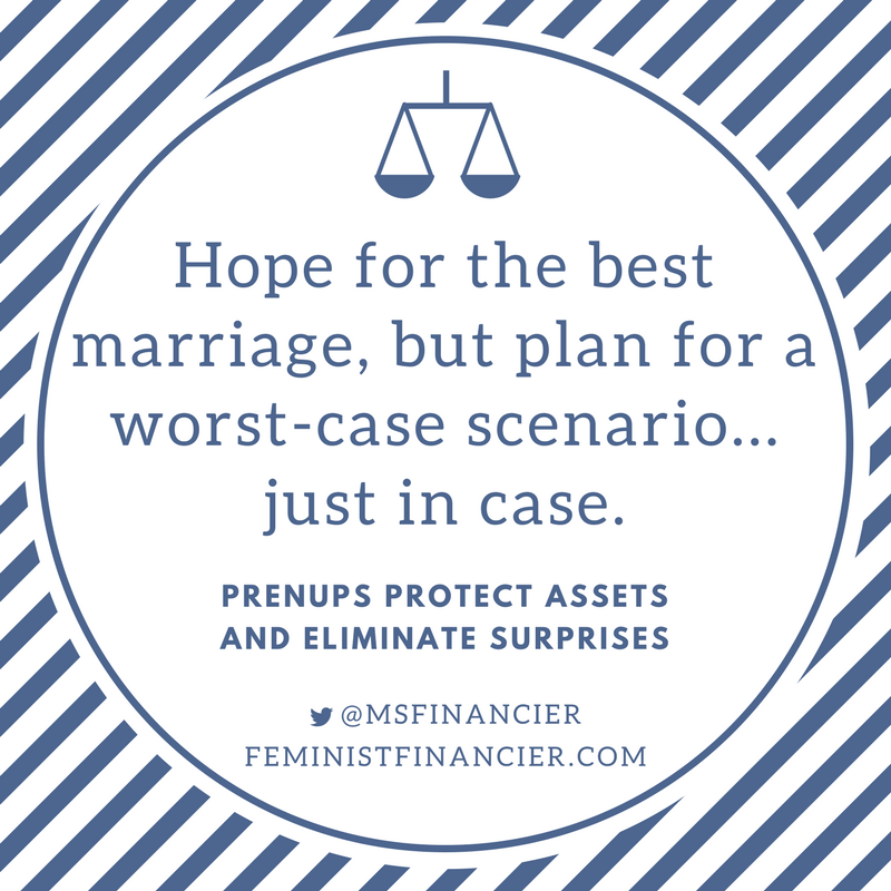 Why You Need A Prenup Or A Postnup If You Re Already