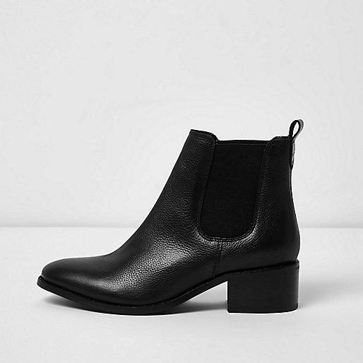 Leather Boots - £60