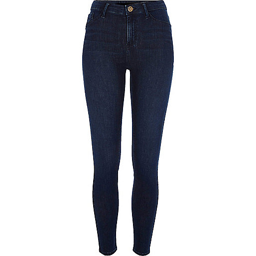 Dark Blue Skinnies - £40
