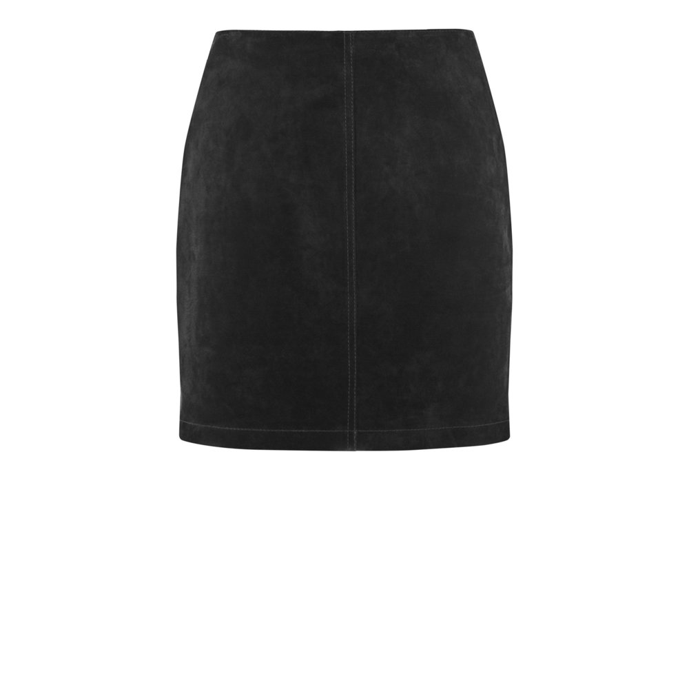 Suede Skirt - £56