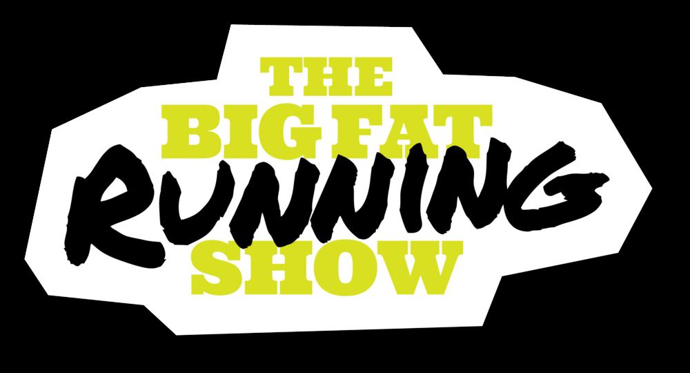 BigFatRunningShow logo