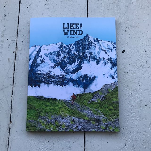 So thrilled to be in the latest edition of our favourite running magazine @likethewindmag . Read all about it! 😀
