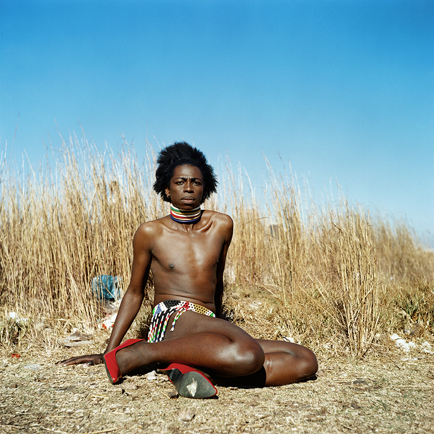 SOLOS EXHIBITIONS14 ARTISTS + 10 VENUES -   Photo: Zanele Muholi, Miss D'vine I, from the Miss D'vine series, 2007. © Zanele Muholi