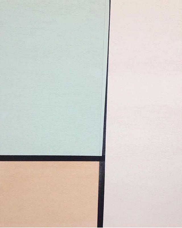 via @carolinamartinez ◻️ . . . . . . . . #visualart#moodboard#modernart#minimalove#thelifestylecollective#artofvisuals#colorfield#simpleandpure#colorpalette#designerinspo#minimalism#visualsoflife#oleandercollection
