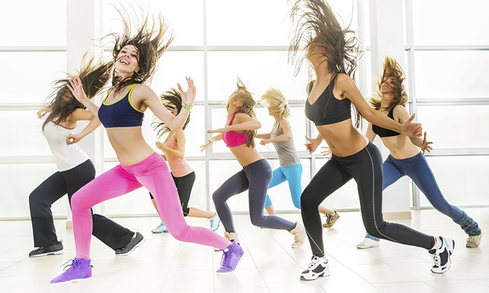 Group Dance Fitness
