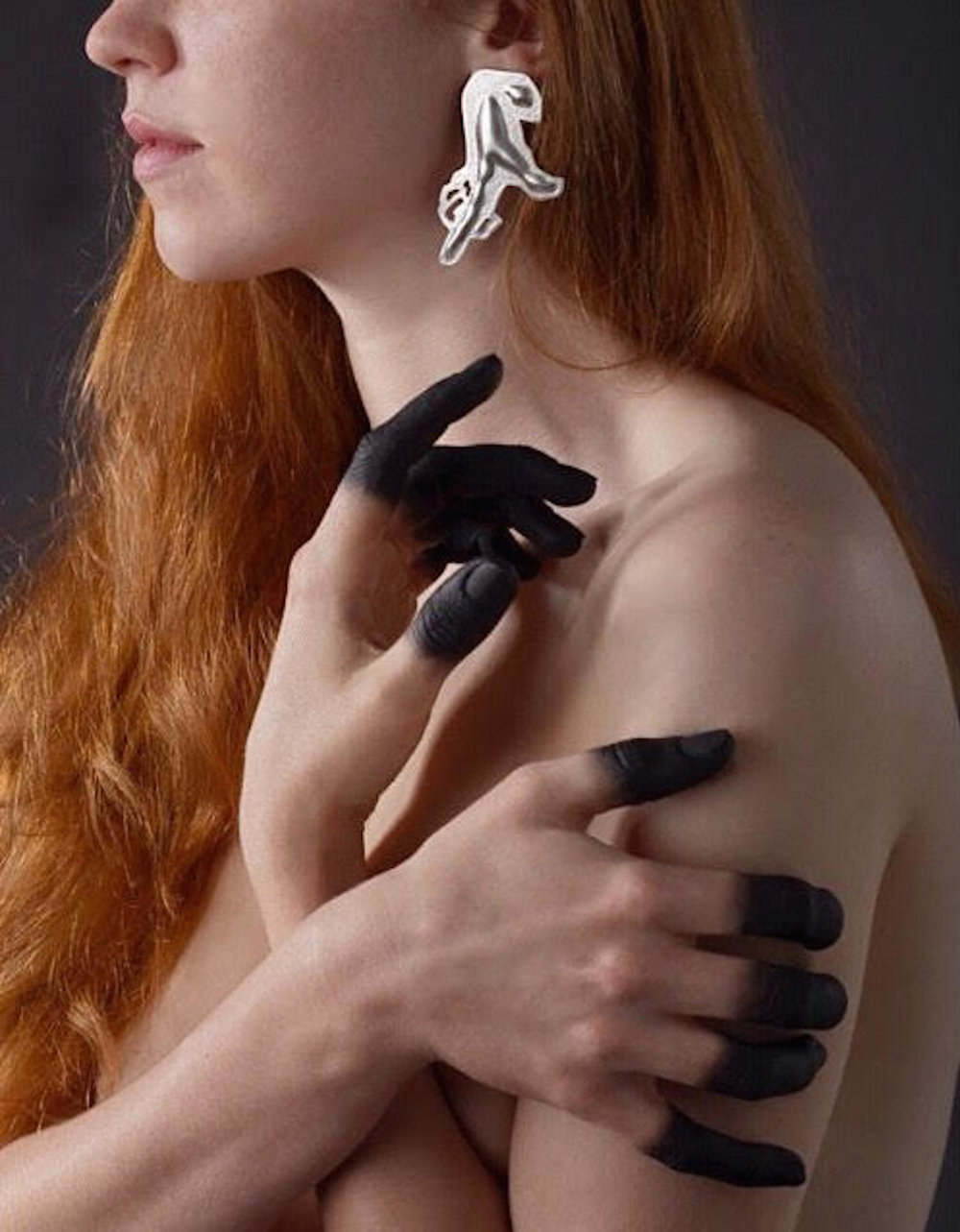 Gina Burgess Jewellery - Dancer's Hand Earrings.jpg