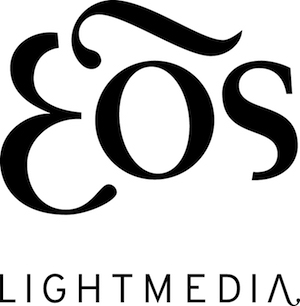 Eos Lightmedia    Eos Lightmedia is an award-winning lighting and media design firm with international experience in museums, themed attractions, presentation centers, architecture, public spaces, building facades, and public art installations.  Eos Lightmedia creates immersive visual environments that attract and inspire audiences. We offer services including the design, supply, installation, and programming of lighting, projection, and control systems.  Contact us at:  310-825 Powell Street, Vancouver BC, V6A  604-639-5488   eoslightmedia.com