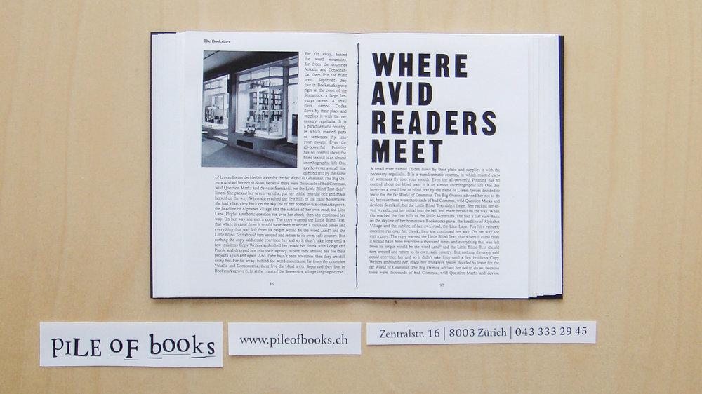 Alina Günter  -  Pile of Books