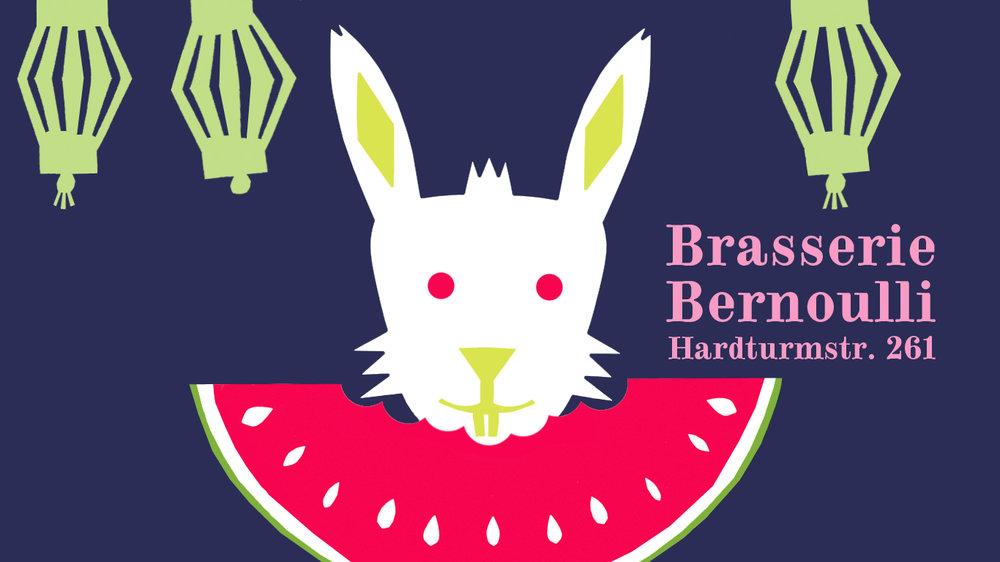 Nadine Spengler  -  Brasserie Bernoulli
