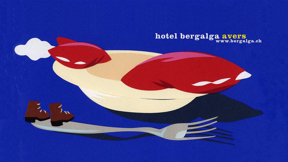 Anna Sommer  -  Hotel Bergalga