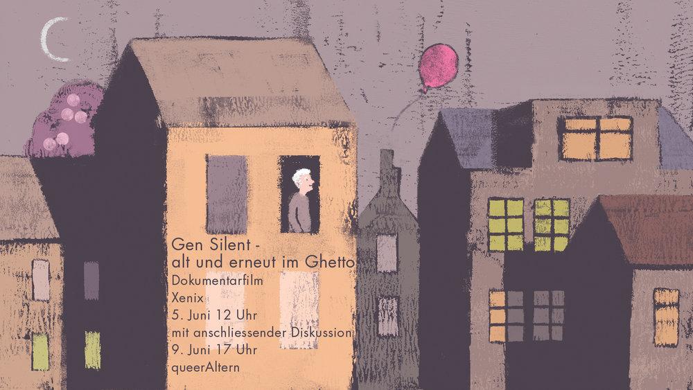 Anoushka Matus —GenSilent - alt und erneut im Ghetto