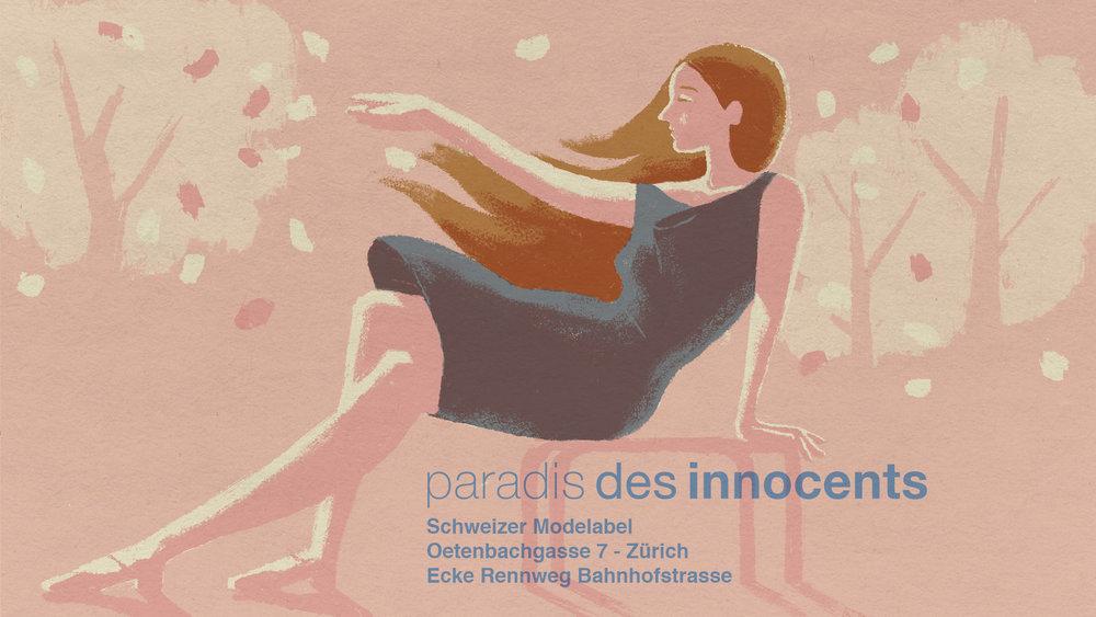 Anoushka Matus — paradis des innocents