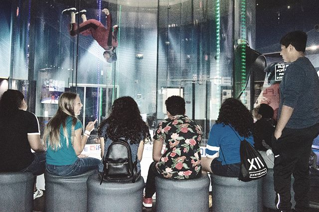 If you loved iFly, be sure to join us at @laserquest on August 8th. Ticket link in bio.