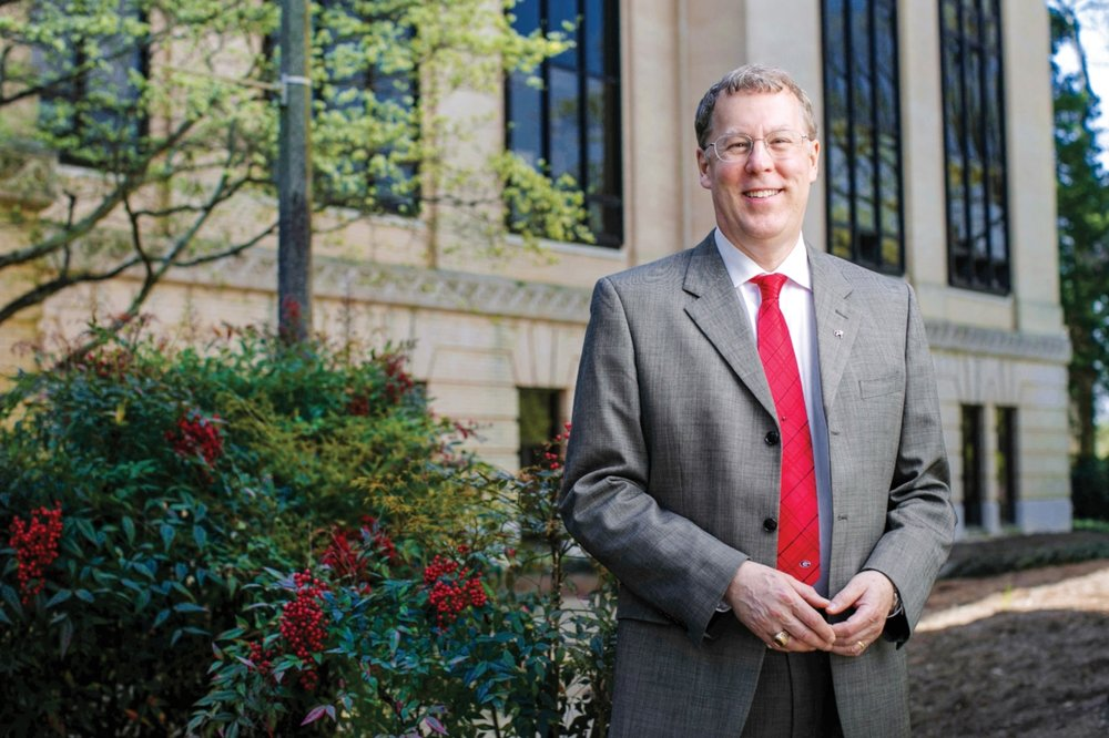 - Dr. Sam Pardue is dean and director of the University of Georgia College of Agricultural and Environmental Sciences. Dean Pardue is a noted poultry science researcher and former administrator at North Carolina State University.Before joining UGA in 2016, he was associate dean and director of academic programs in the NC State College of Agriculture and Life Sciences. Prior to being named associate dean in 2012, he served for seven years as the head of the department of poultry science, which in 2012 was named the Prestage Department of Poultry Science in honor of a $10 million gift he helped secure.He helped double the number of poultry science majors, expanded distance education offerings and acquired external funding to modernize teaching laboratories. In addition, he served as the co-principal investigator on a USDA grant to increase the multicultural diversity of agriculture students and was a founding member of the college's Diversity Council.The department of poultry science ranked in the top 10 in five research publication and citation criteria among departments of animal and poultry science under his leadership. He invested in a Biological Safety Level 2 facility to expand the department's research capabilities and also supported the development of a poultry-processing laboratory to address the needs of the North Carolina's largest agribusiness.He was on the administrative board of NC State's Graduate School, served as the university's faculty athletics representative for five years and served as the college's liaison for accreditation by the Southern Association of Colleges and Schools.He has conducted his research with $2.5 million in external funding, holds three patents and has published nearly 100 journal articles, book chapters and abstracts. He has given invited presentations across the U.S. and in Australia, Switzerland, Costa Rica and Mexico.His additional honors include being named to the NC State Academy of Outstanding Teachers, Alumni Distinguished Undergraduate Professor and receiving the Purina Mills Award for Teaching.He earned his bachelor's degree in poultry science and his master's and doctoral degrees, both in physiology, from NC State. He completed his postdoctoral training in genetics at the University of Massachusetts-Amherst and began his academic career at Texas A&M University.