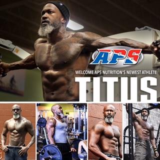 Titus Unlimited APS Nutrition